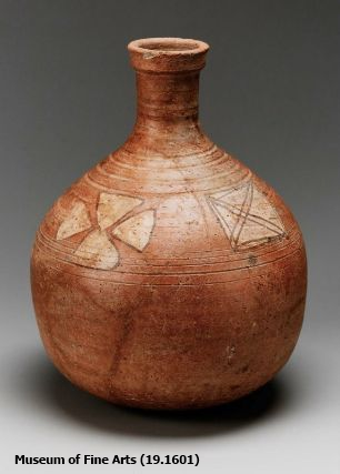 Perfume bottle from Meroe