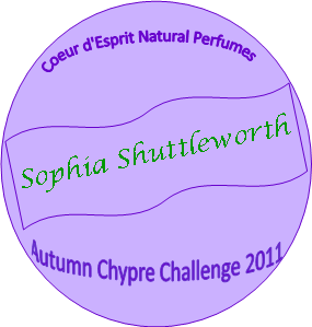 Chypre Winner Sophia Shuttleworth