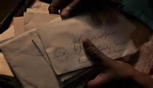 Nettie's Letters to her sister Celie from the Movie The Color Purple