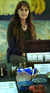 Sophia-Suzette Shuttleworth, Natural Perfumer from South Africa